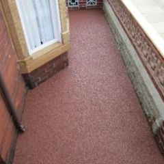 Resin Bonded Aggregates Newcastle Upon Tyne England