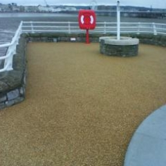 resin bound driveways paving pathways County Durham