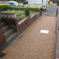 Resin Exteriors Paving Driveways Whitley Bay Tyne Wear
