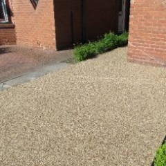 Resin Bonded Paving Newcastle Tyne and Wear
