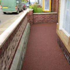 Resin bound aggregates Sunderland Tyne and Wear