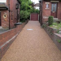 Resin Bonded Driveways Newcastle Tyne and Wear