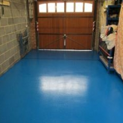 Industrial flooring County Durham