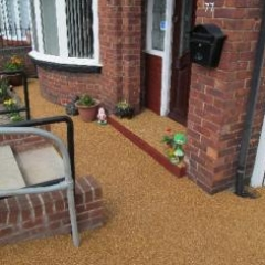 Resin Bound Paving Easington County Durham