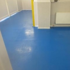 Slip Resistant Epoxy Animal Flooring Hebburn Tyne Wear