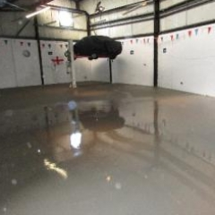 Industrial Floor Screed Shotton Colliery County Durham