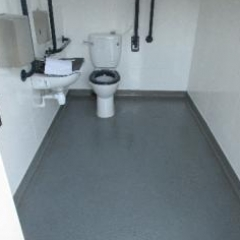Fast Cure Acrylic Resin Flooring North East England