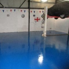 Floor Painters County Durham North East England
