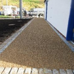 Resin Bonded Aggregates Skinningrove North Yorkshire