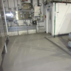 Industrial Resin Flooring Wilton Site Redcar