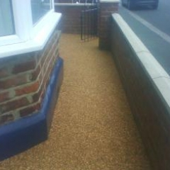 Resin Bound Paving Darlington County Durham