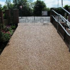 Resin driveways North Shields Tyneside