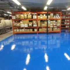 Industrial Epoxy Resin Flooring North East England