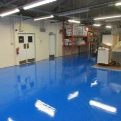 Industrial Floor Painting North East and Cumbria