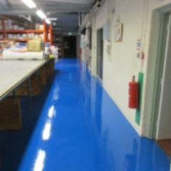 Industrial Factory Floor Coatings North East England