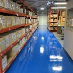 Industrial Flooring Epoxy Coatings North East England