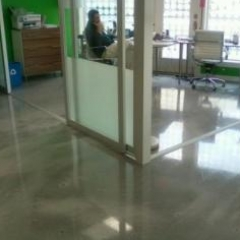 Resin flooring Tyneside epoxy resin floors office