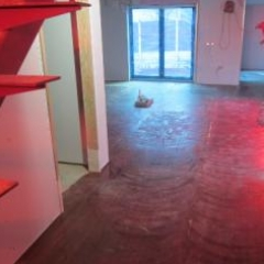 Seamless poured resin floors South Yorkshire