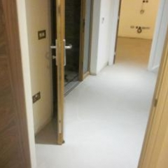 Solacir microscreed installation London