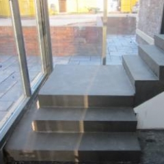 Solacir interiors microscreed North East and Cumbria