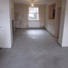 Decorative interior concrete flooring Newcastle