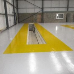 Epoxy Floor Coatings Middlesbrough Cleveland