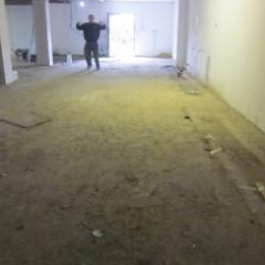 Concrete floor renovations refurbishments Newcastle