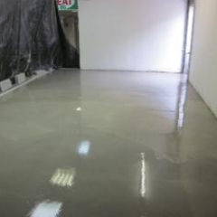 Flowable industrial floors screeds Newcastle Upon Tyne