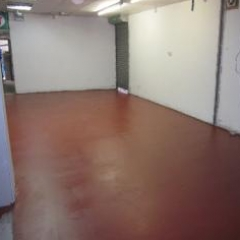 Seamless polyurethane floor screed Newcastle Upon Tyne