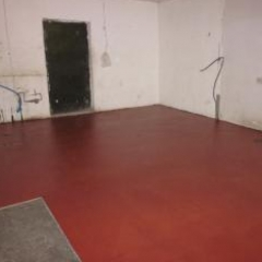 seamless industrial resin floors Newcastle Upon Tyne