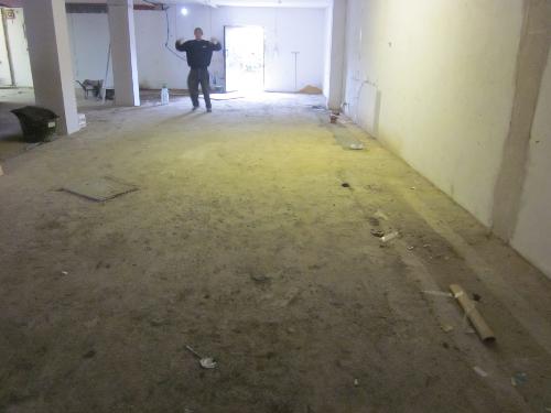 Concrete floor renovations refurbishments Newcastle